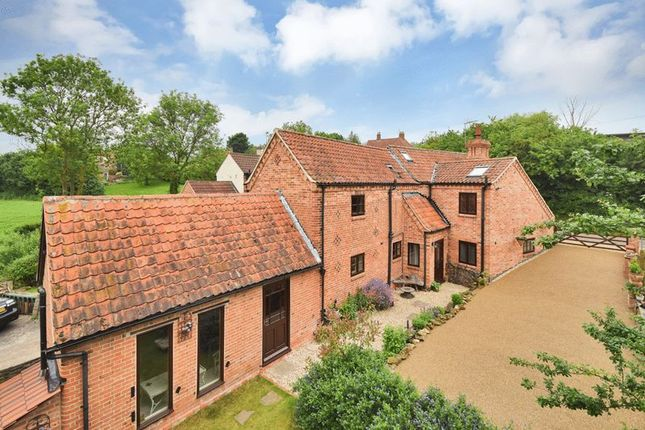 Thumbnail Barn conversion for sale in Kersall, Newark