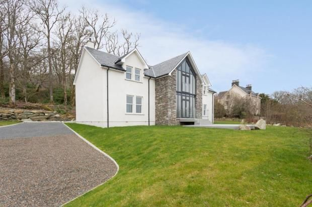 Seudag st catherines cairndow argyll and bute pa25 5 for Catherines house
