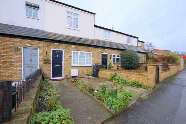 Thumbnail Terraced house to rent in Worple Road, Wimbledon