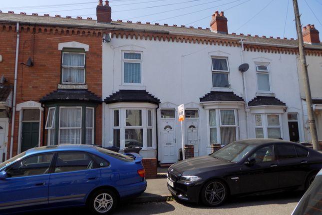 Thumbnail Terraced house for sale in Ernest Road, Balsall, Birmingham