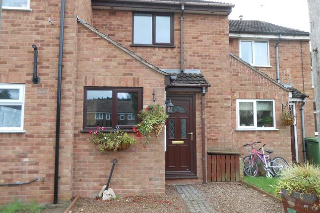 Thumbnail Terraced house to rent in Forest Gate, Evesham