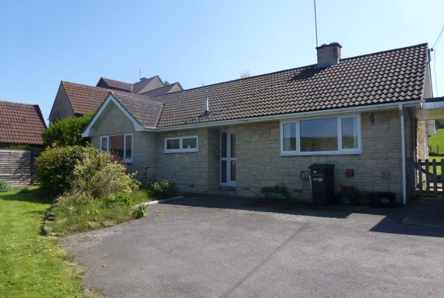 Thumbnail Detached bungalow to rent in Hardington Moor, Yeovil
