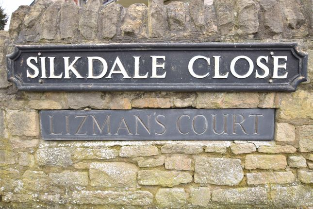 Location of Lizmans Court, Silkdale Close, Oxford OX4
