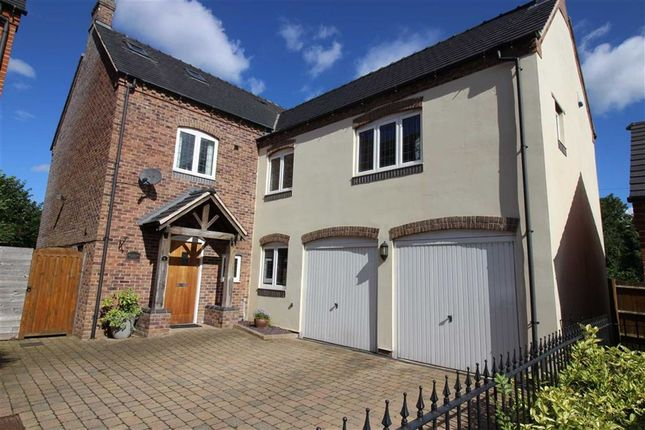 Thumbnail Detached house for sale in Hillcrest, Aston On Trent, Derby