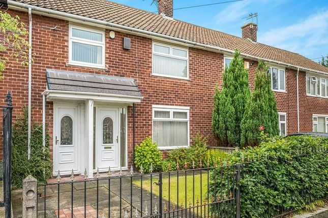 Thumbnail Terraced house for sale in Molland Close, West Derby, Liverpool