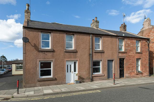Thumbnail Terraced house for sale in East High Street, Greenlaw, Duns