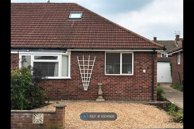 3 bed bungalow to rent in Springfield Close, Havant PO9