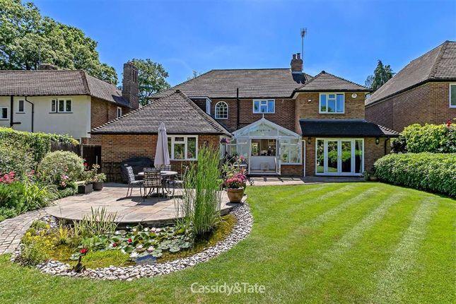 Detached house for sale in Wilkins Green Lane, Ellenbrook, Hertfordshire