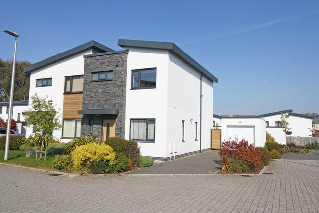 Thumbnail Semi-detached house for sale in Montagu Close, Exeter