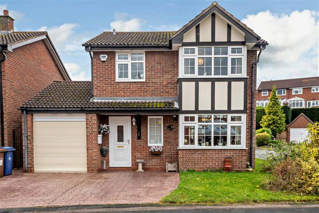 4 bed detached house for sale in The Shrubbery, Rugeley WS15