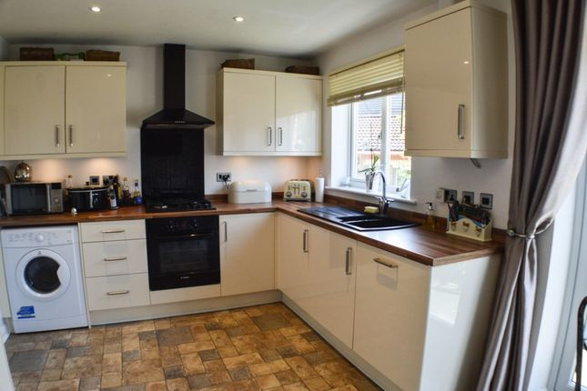 Thumbnail Town house for sale in School Row, Prudhoe