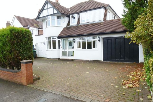 Thumbnail Detached house for sale in Wolverhampton Road, Oldbury