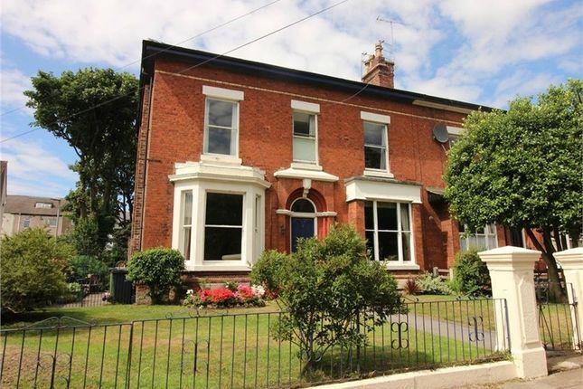 Thumbnail Semi-detached house for sale in Alexandra Road, Waterloo, Liverpool, Merseyside