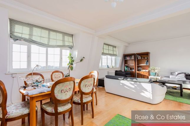 4 bed flat for sale in Alvanley Court, Finchley Road, London NW3
