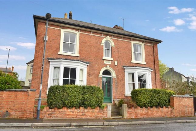 Thumbnail Link-detached house for sale in Church Street, Littleover, Derby
