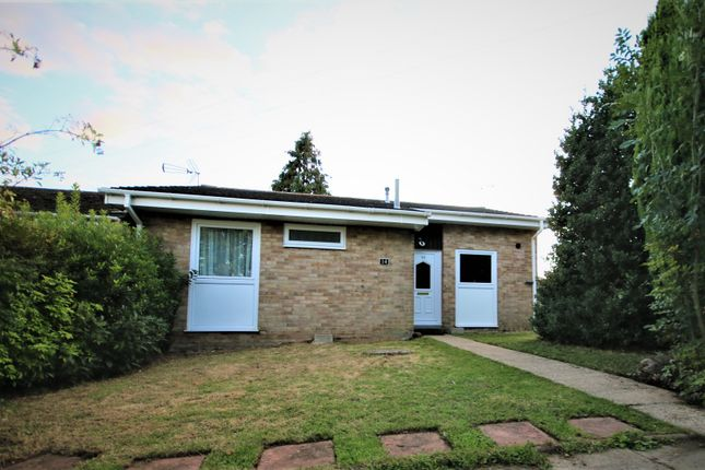 3 bed terraced bungalow to rent in Kemsing Gardens, Canterbury CT2