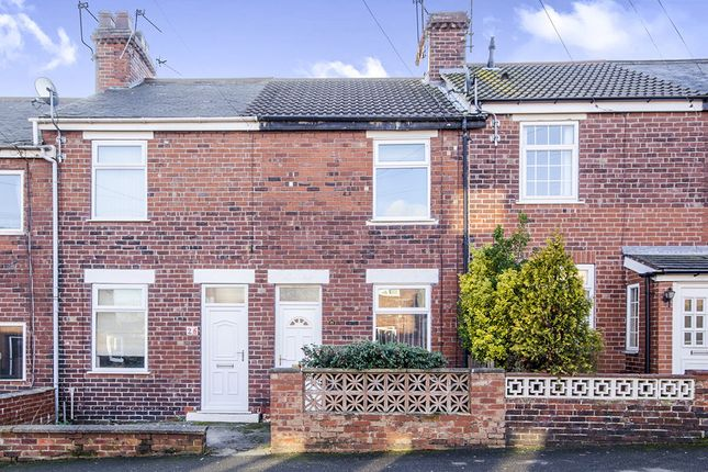 Thumbnail Terraced house for sale in Carleton View, Pontefract