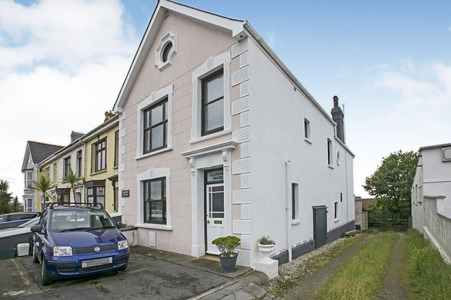 Thumbnail Detached house for sale in Clarence Villas, Mount Ambrose, Redruth, Cornwall