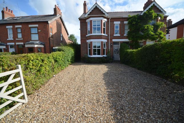 Thumbnail Property to rent in Hermitage Road, Saughall, Chester