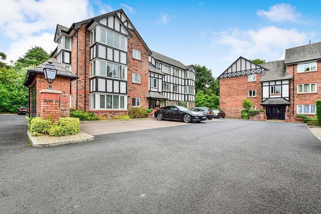 Thumbnail Flat to rent in Heyes Lane, Alderley Edge