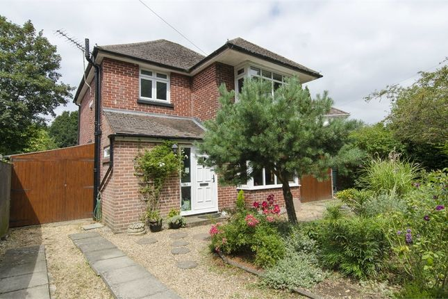 Thumbnail Detached house for sale in Dale Valley Road, Bassett, Southampton, Hampshire