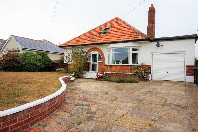 Thumbnail Detached bungalow for sale in Pauntley Road, Christchurch