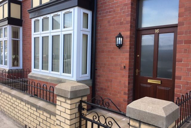 Thumbnail Terraced house to rent in John Street, Rhyl