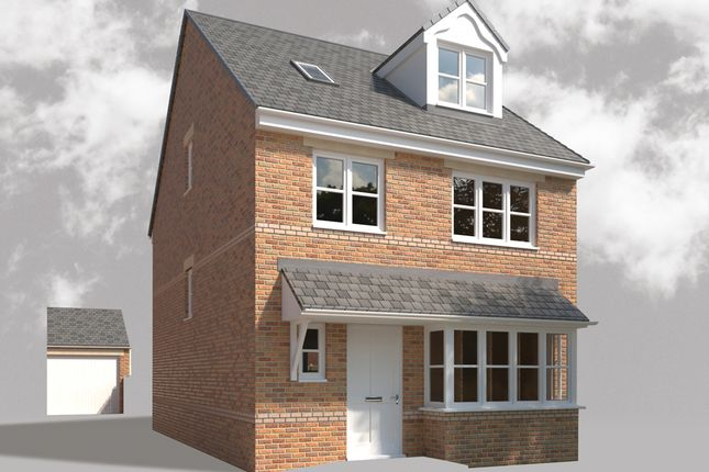 Thumbnail Detached house for sale in The Don, Weir View, Castleford