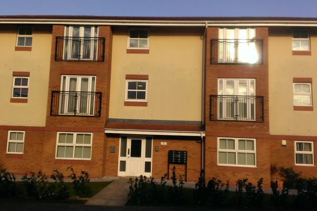 2 bed flat to rent in Weavermill Park, Ashton-In-Makerfield, Wigan