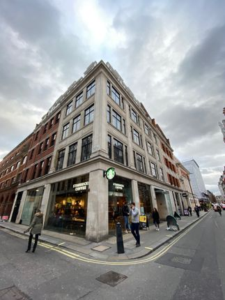 Thumbnail Office for sale in Hollen Street, London