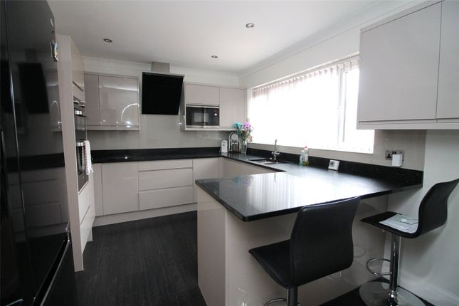 Thumbnail Bungalow for sale in Walderslade Road, Chatham, Kent