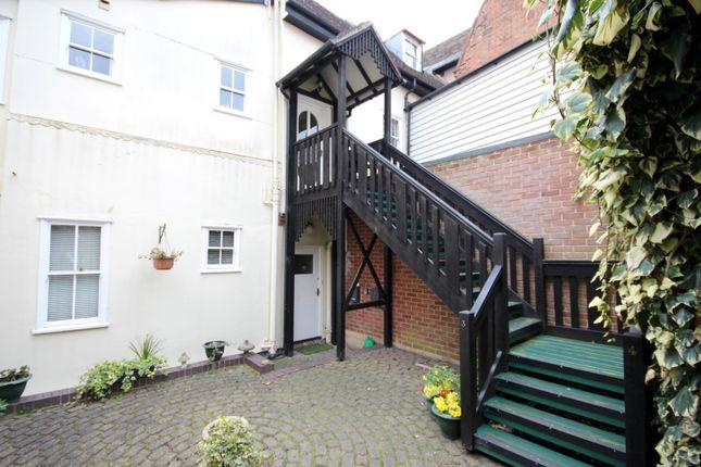 Thumbnail Flat to rent in Athenaeum Lane, Bury St. Edmunds