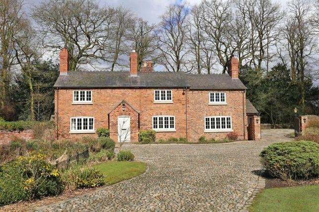 Thumbnail Detached house to rent in Park Lane, Higher Walton, Warrington