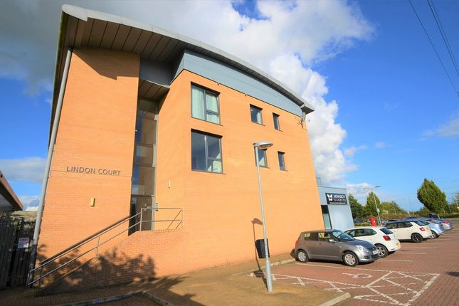 Thumbnail Flat for sale in Bryant Road, Rugby