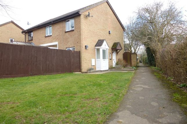 Thumbnail Property to rent in Heather Close, Carterton