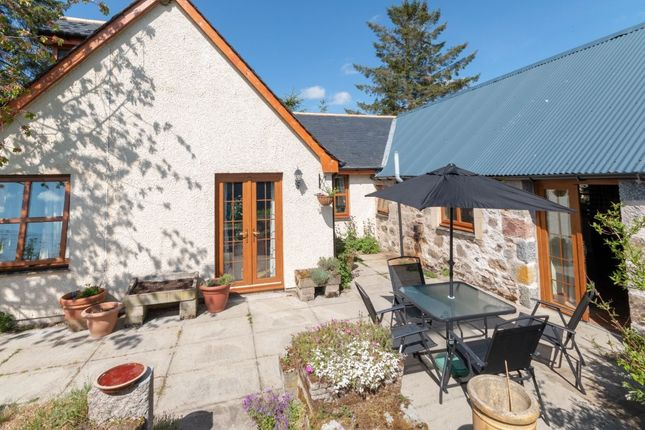 Thumbnail Detached house for sale in Knockando, Aberlour