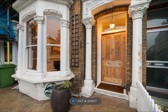 Thumbnail Terraced house to rent in Mervan Road, London
