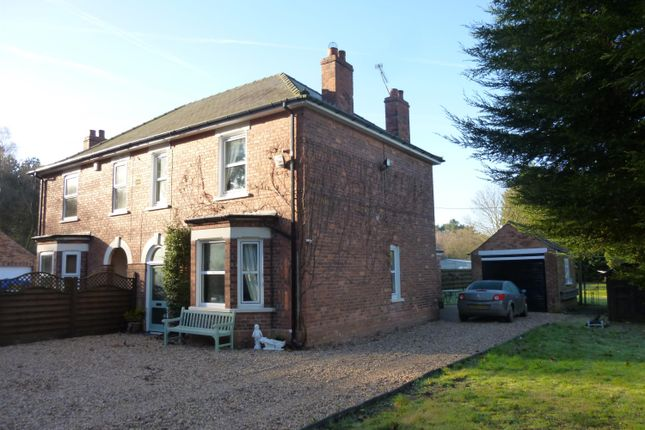 Thumbnail Semi-detached house for sale in East Ferry Road, Laughton, Gainsborough
