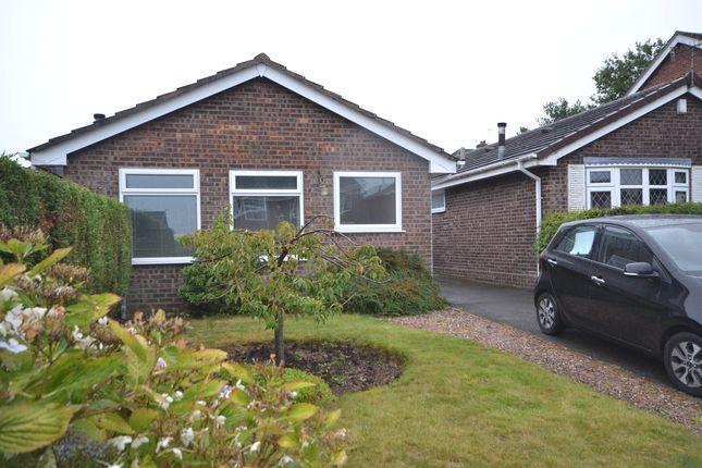 Thumbnail Detached bungalow to rent in Meigh Road, Werrington, Stoke-On-Trent