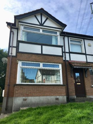 3 bed semi-detached house to rent in Finsbury Drive, Belfast BT8