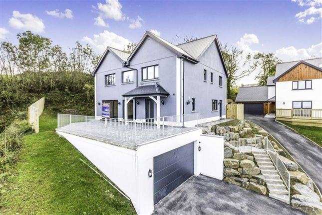 Thumbnail Detached house for sale in Rectory Square, New Quay, Ceredigion