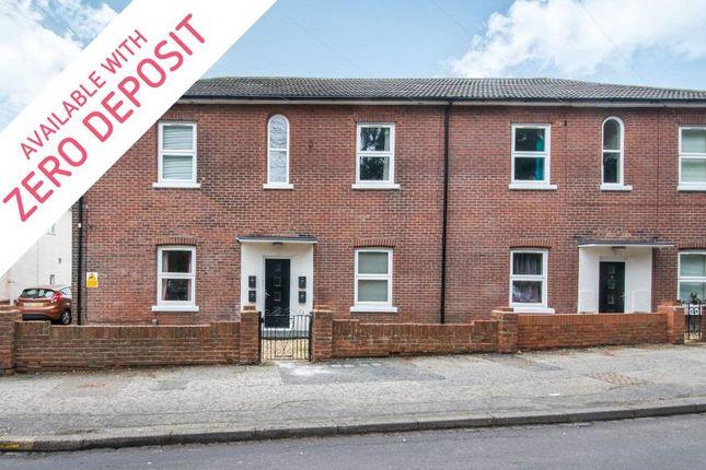 Thumbnail Flat to rent in Walnut Grove, Southampton