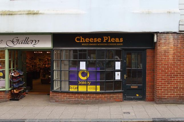 Thumbnail Retail premises for sale in 46 High Street, Lewes, East Sussex