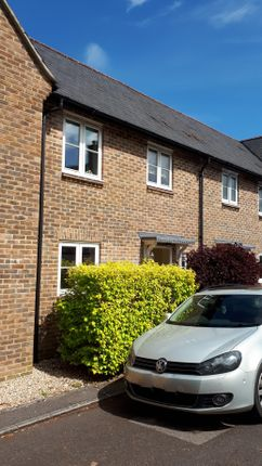 Thumbnail Terraced house to rent in Mulberry Gardens, Charlton Down, Dorchester