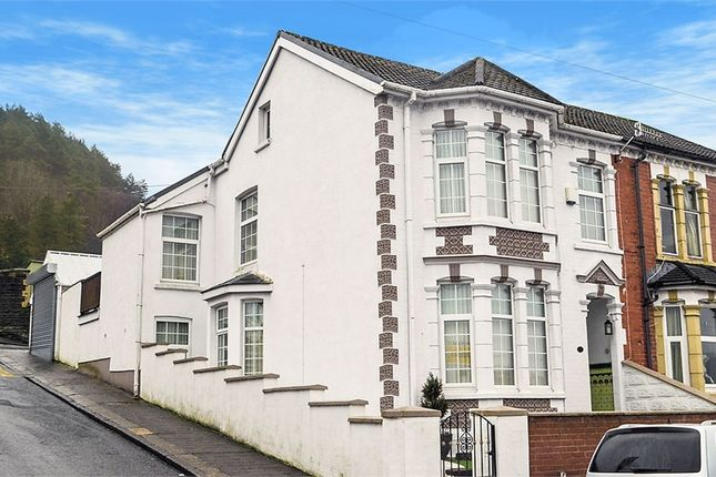 Thumbnail Semi-detached house for sale in Richmond Road, Six Bells, Abertillery, Blaenau Gwent
