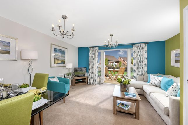 """Thumbnail Semi-detached house for sale in """"Barwick"""" at West End Lane, Henfield"""