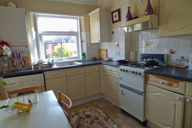 Kitchen of Harlech Road, Southgate, London N14