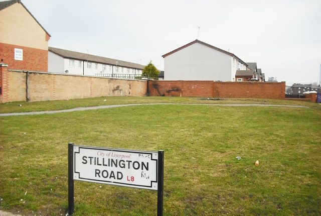 Thumbnail Land for sale in Stillington Road, Dingle, Liverpool, Merseyside