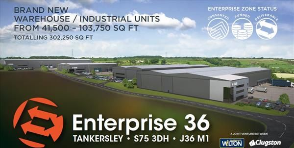 Thumbnail Light industrial to let in Enterprise 36, Wentworth Industrial Park, Wentworth Way, Tankersley, Barnsley