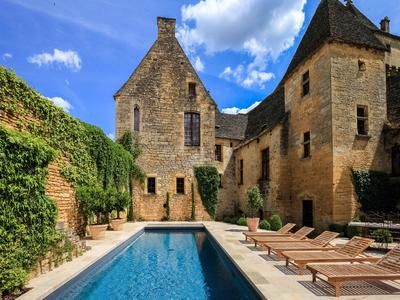 Thumbnail Country house for sale in 24590 Saint-Geniès, France